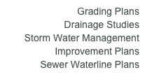 Grading Plans